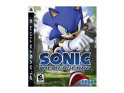 Sonic the Hedgehog Playstation3 Game 9SIA0ZX4Z17703