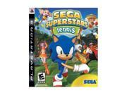 Sega Superstars tennis Playstation3 Game SEGA