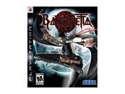 Bayonetta Playstation3 Game