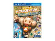 Super Monkey Ball Bannana Splitz PS Vita Games