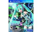 Hatsune Miku Project DIVA F 2nd PlayStation Vita