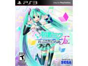 Hatsune Miku: Project DIVA F 2nd PS3