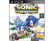 Pre-owned Sonic Generations  PS3