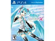 Hatsune Miku: Project Diva X (launch edition) - PlayStation 4