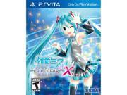 Hatsune Miku Project Diva X launch edition PS Vita Games