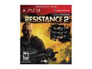 Resistance 2 Playstation3 Game SONY