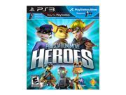 Playstation Move Heroes Playstation3 Game
