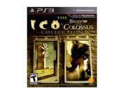 ICO and Shadow of Colossus Collection Playstation3 Game SONY