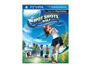 Hot Shots Golf: World Invitational PS Vita Games