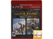 Pre-owned God of War: Collection  PS3 N82E16879261526