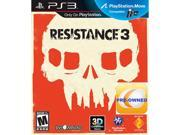 Pre owned Resistance 3 PS3