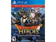 Square Enix 91649 Dragon Quest Heroes: The World Tree's Woe and the Blight Below Day One Edition PlayStation