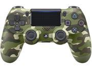 Sony Dualshock 4 Wireless Controller for Sony PlayStation 4 Green Camouflage 3001544