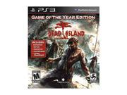 Dead Island Game of the Year Edition Playstation3 Game