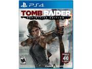 Tomb Raider: The Definitive Edition PlayStation 4 Brand: Square Enix ESRB Rating: M - Mature Genre: Action Adventure Platform: PlayStation 4 (PS4)