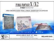 Final Fantasy X/X-2 HD Limited Edition PS4
