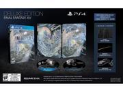 Final Fantasy XV Deluxe Edition - PlayStation 4