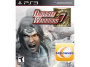 Pre-owned Dynasty Warriors 7 PS3