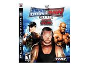 WWE SmackDown vs. Raw 2008 Playstation3 Game 9SIV1976SP7463