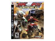 MX VS ATV Untamed Playstation3 Game THQ
