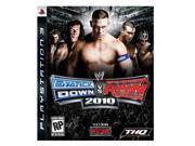 WWE Smackdown Vs Raw 2010 Playstation3 Game