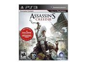 Assassins Creed III Playstation3 Game UBISOFT