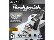 "Rocksmith 2014 Edition - ""No Cable Included"" Version for Rocksmith Owners PlayStation 3"