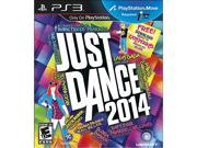 Just Dance 2014 PlayStation 3 Ubisoft