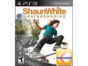 PRE-OWNED Shaun White Skateboarding  PS3