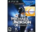 Pre-owned Michael Jackson The Experience  PS3
