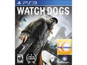 PRE-OWNED Watch Dogs  PS3