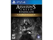 Assassin's Creed Syndicate Gold Edition PlayStation 4