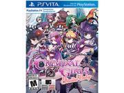 Criminal Girls: Invite Only PS Vita