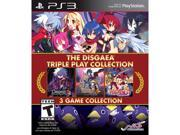 The Disgaea Triple Play Collection PlayStation 3