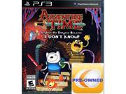 Pre-owned Adventure Time: Explore the Dungeon Because I DON'T KNOW! PS3