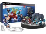 INFINITY 2.0 Starter Pack-Marvel Super Heroes Collectors PS3