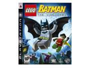 Lego Batman Playstation3 Game Warner Bros. Studios