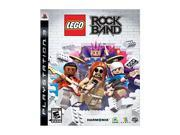 Rock Band: Lego Playstation3 Game