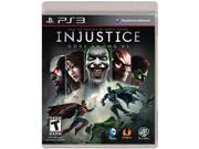 Injustice Gods Among Us Playstation3 Game