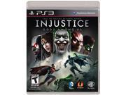 Injustice: Gods Among Us Playstation3 Game