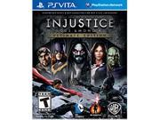 Injustice: Gods Among Us Ultimate Edition PlayStation Vita