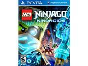 LEGO Ninjago: Nindroids PlayStation Vita