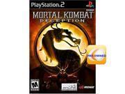 PRE-OWNED Mortal Kombat: Deception PS2