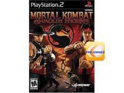 PRE-OWNED Mortal Kombat: Shaolin Monks PS2