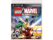 Pre owned LEGO Marvel Super Heroes PS3