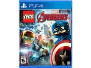 LEGO Marvel s Avengers PlayStation 4