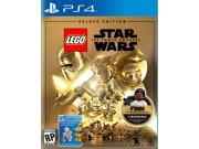 LEGO Star Wars: The Force Awakens Deluxe Edition - PlayStation 4