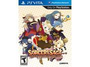 Sorcery Saga: Curse of the Great Curry God PlayStation Vita