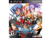 BlazBlue: Chrono Phantasma PlayStation 3 Aksys