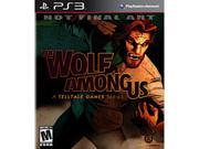 Wolf Among Us PlayStation 3